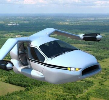 Flying car and Flying Taxi Market in US and Europe 2018-2025