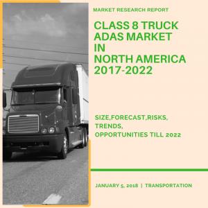 ADAS in class 8 truck Market research report