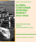 what is the global container shipping industry overview? well find out in this ocean freight market report