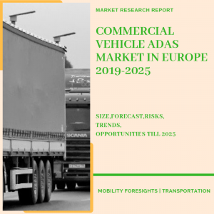 Commercial Vehicle ADAS Market in Europe report
