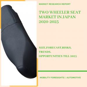 Two Wheeler Seat Market in Japan