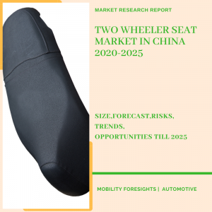 Two Wheeler Seat Market in China