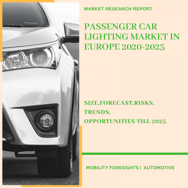 Passenger Car Lighting Market in Europe