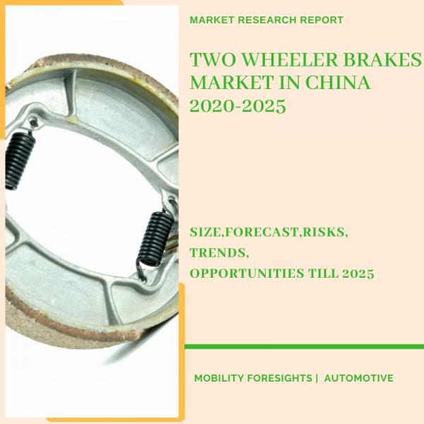 Two Wheeler Brakes Market in China