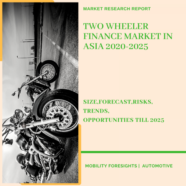 Two Wheeler Finance Market in Asia
