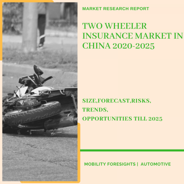 Two Wheeler Insurance Market in China