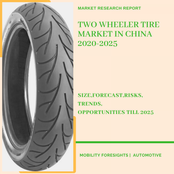 Two Wheeler Tire Market in China