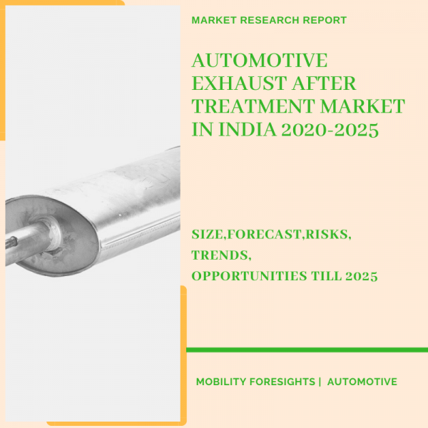 Automotive Exhaust After Treatment Market in India