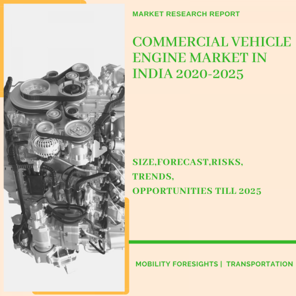 Commercial Vehicle Engine Market in India