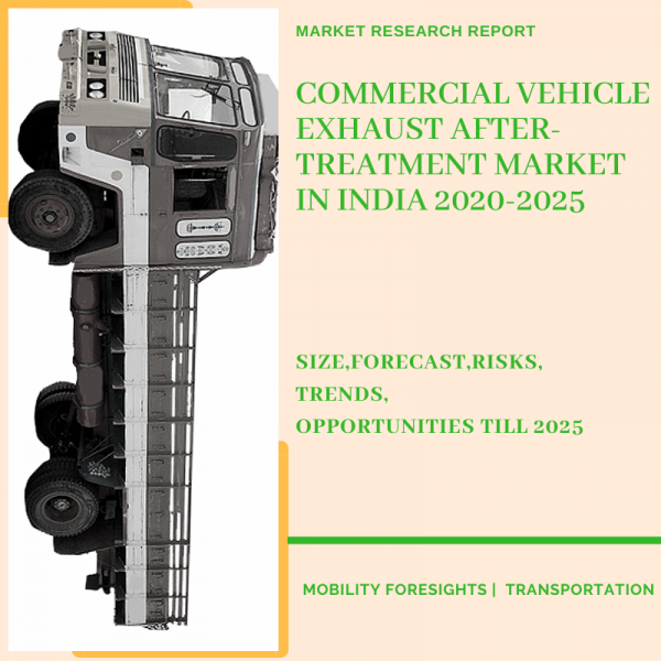 Commercial Vehicle Exhaust After-Treatment Market in India