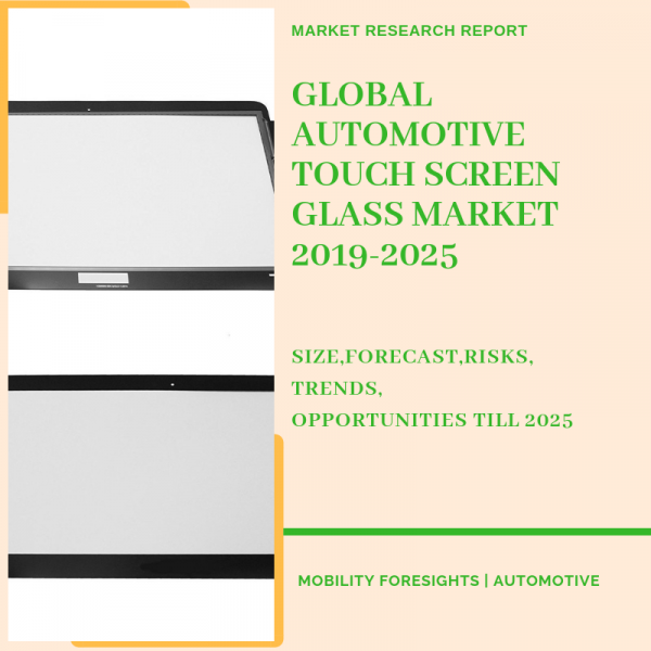Global Automotive Touchscreen Glass Market report