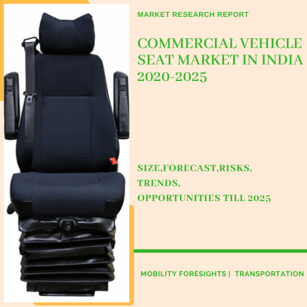 Commercial Vehicle Seat Market in India