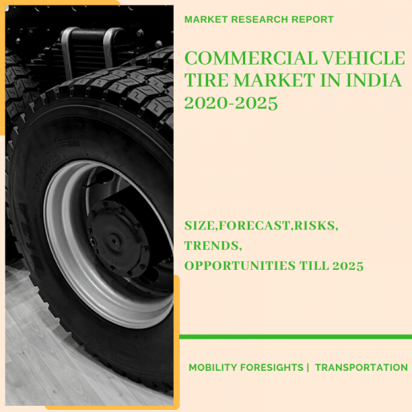 Commercial Vehicle Tire Market in India