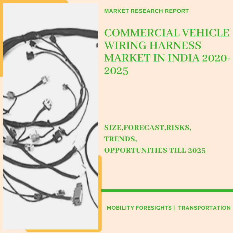 Commercial Vehicle Wiring Harness Market In India 2020