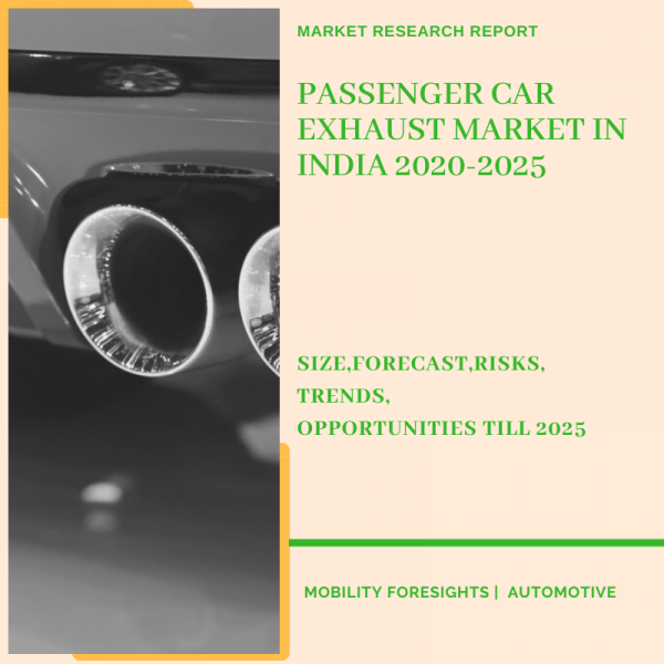 Passenger Car Exhaust Market in India