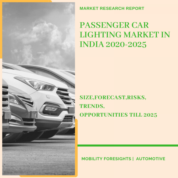 Passenger Car Lighting Market in India