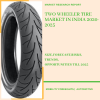 Two Wheeler Tire Market in India
