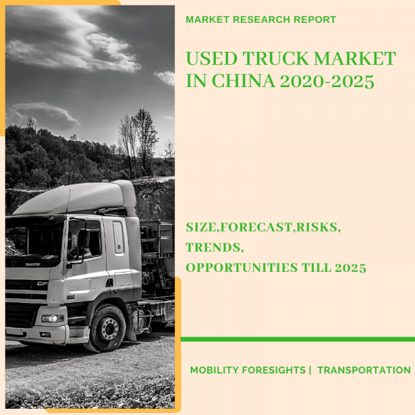 Used Truck Market in China