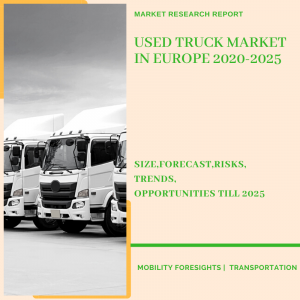 Used Truck Market in Europe