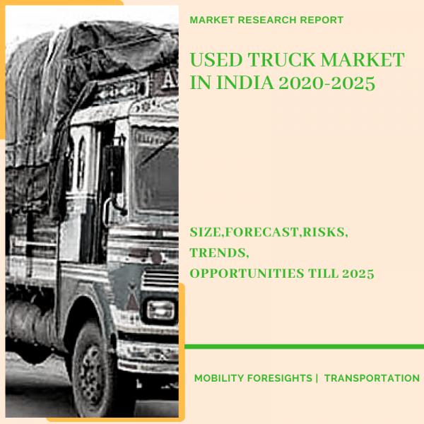 Used Truck Market in India