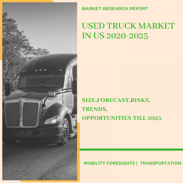 Used Truck Market in US 2020-2025