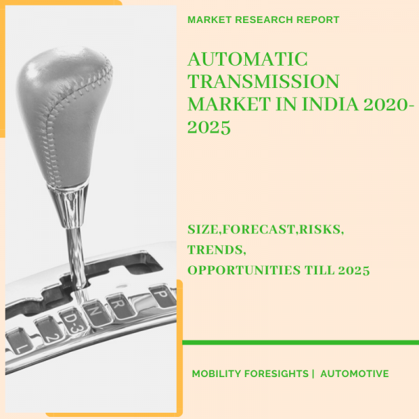 Automatic Transmission Market in India