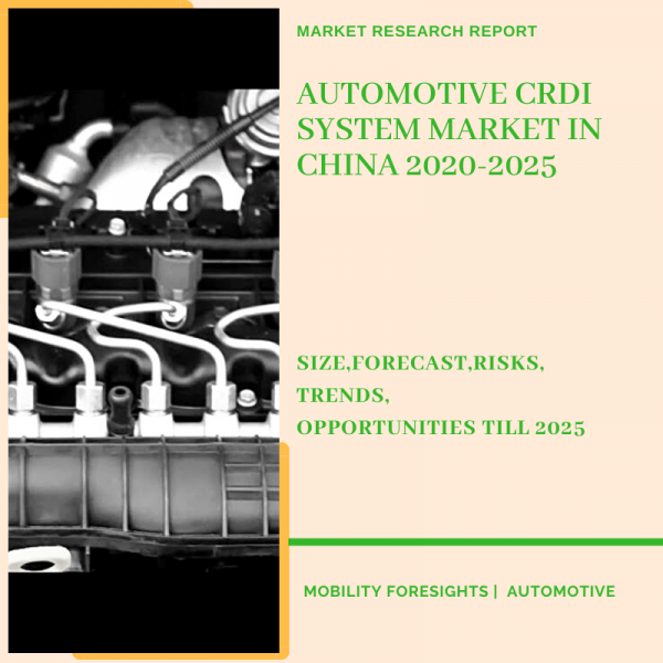 Automotive CRDI System Market in China