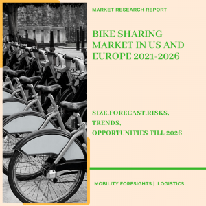 Bike Sharing Market in US and Europe