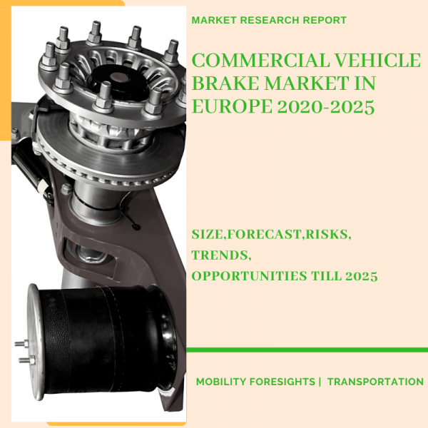 COMMERCIAL VEHICLE BRAKE MARKET IN EUROPE