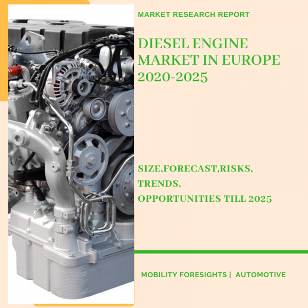 Diesel Engine Market in Europe