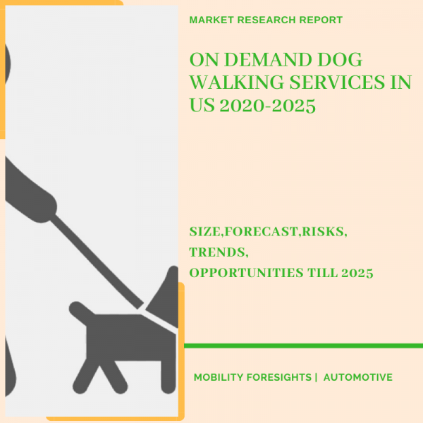 On Demand Dog Walking Services in US