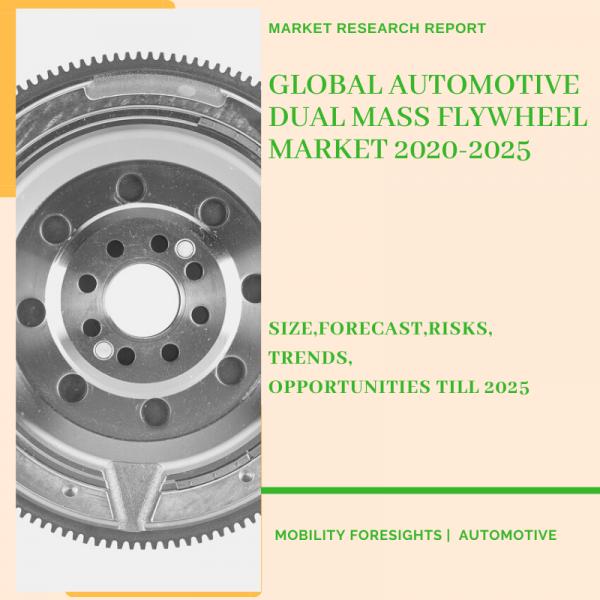 Automotive Dual Mass Flywheel Market