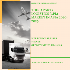 Third Party Logistics (3PL) Market in Asia