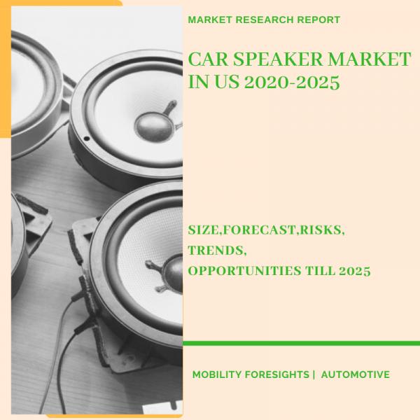 Car Speaker Market in US