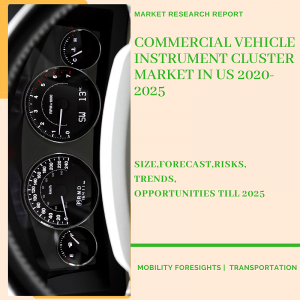 Commercial Vehicle Instrument Cluster Market in US