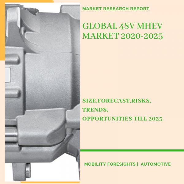 48V MHEV Market