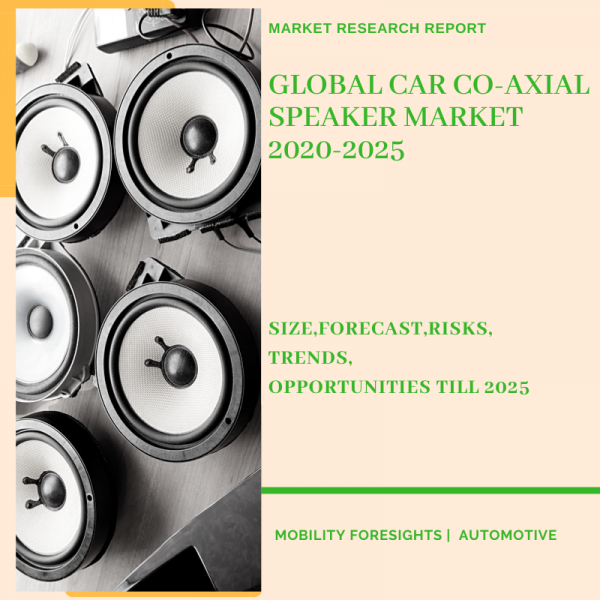Car Co-axial Speaker Market