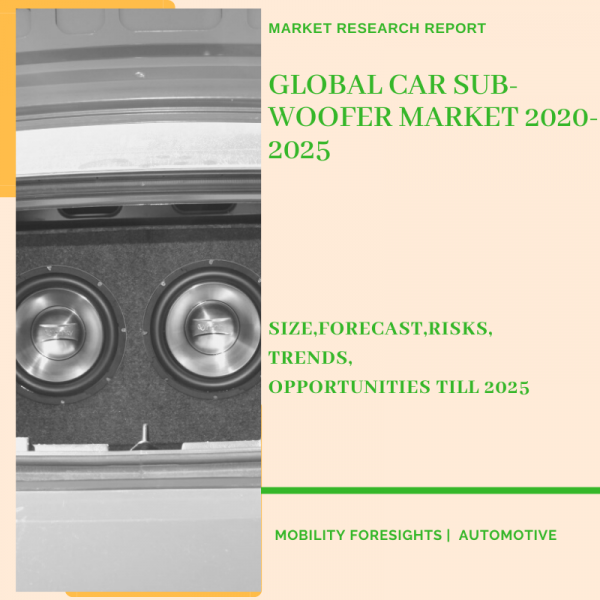 Car Sub-Woofer Market
