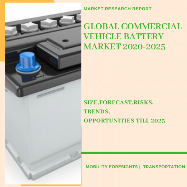Commercial Vehicle Battery Market