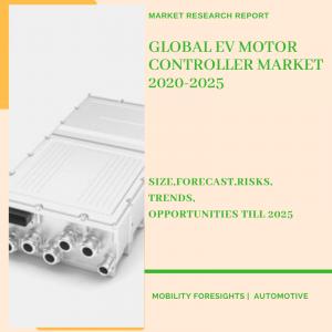 EV Motor Controller Market