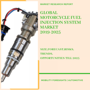 Global Motorcycle Fuel Injection System Market by application, engine output, injection type