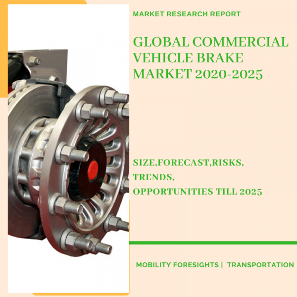 Commercial Vehicle Brake Market