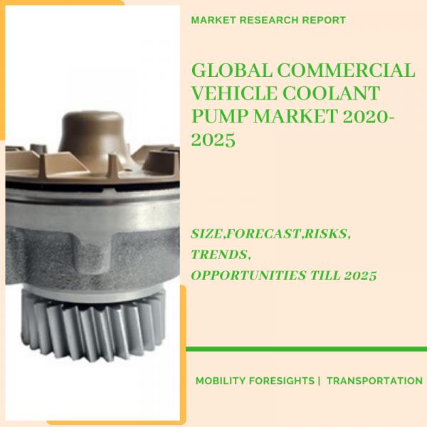 Commercial Vehicle Coolant Pump Market
