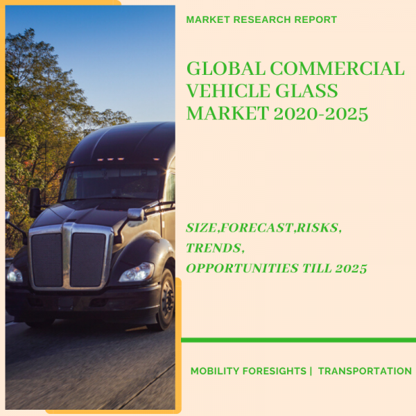 Commercial Vehicle Glass Market