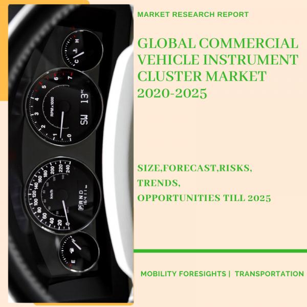 Commercial Vehicle Instrument Cluster Market