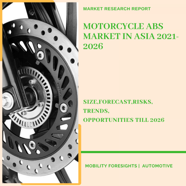 Motorcycle ABS Market in Asia