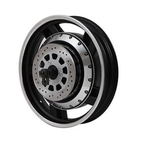 Info Graphic: In wheel motor