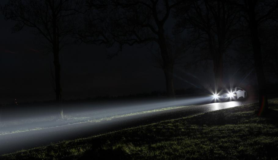 Info Graphic : Adaptive lighting