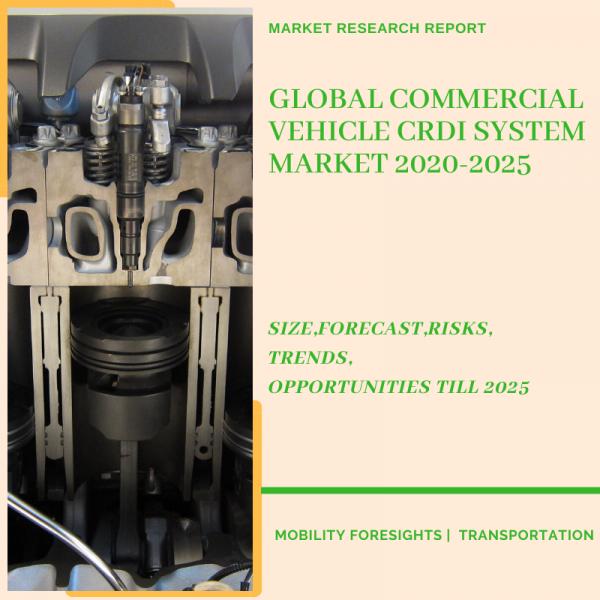 Commercial Vehicle CRDI System Market