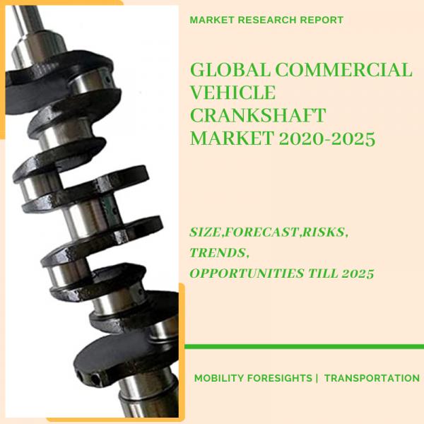 Commercial Vehicle Crankshaft Market